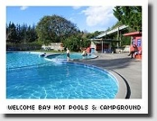 Winter is a great time to visit your local Hot Pool