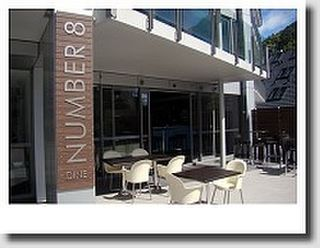Number 8 Cafe Opens in Mount High Rise