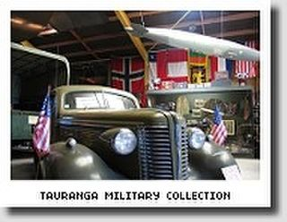 The Tauranga Military Collection