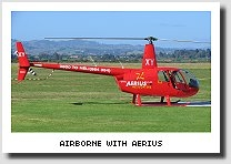 Airborne with Aerius Helicopters