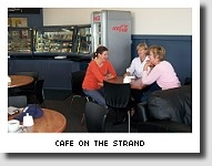 Strand Cafes Makeover - New Menu & Open Hours