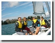 Learn to Sail, Windsurf, & More...