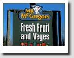 Mr McGregors Roadside Produce Market